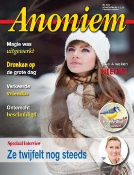 Anoniem 635, iOS magazine