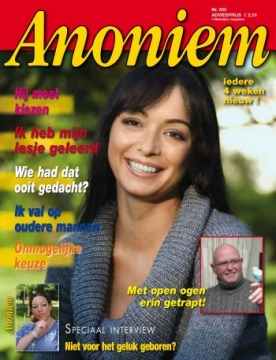 Anoniem 555, iOS & Android magazine