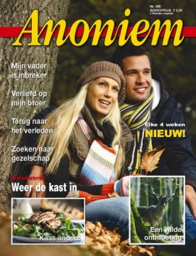 Anoniem 580, iOS, Android & Windows 10 magazine