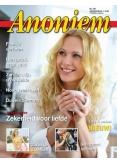 Anoniem 587, iOS & Android magazine