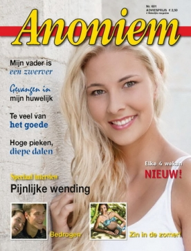 Anoniem 601, iOS, Android & Windows 10 magazine