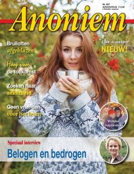 Anoniem 607, iOS, Android & Windows 10 magazine