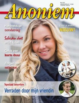 Anoniem 612, iOS magazine