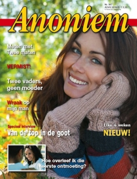 Anoniem 567, iOS, Android & Windows 10 magazine
