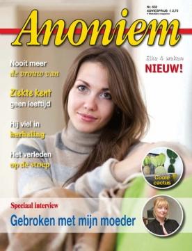 Anoniem 633, iOS magazine