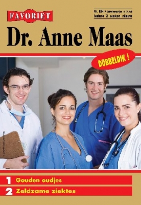 Dr. Anne Maas 894, iPad & Android magazine