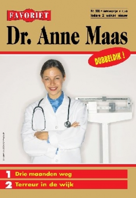Dr. Anne Maas 900, iPad & Android magazine