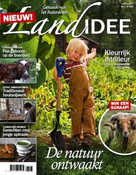 LandIdee 1, iOS, Android & Windows 10 magazine