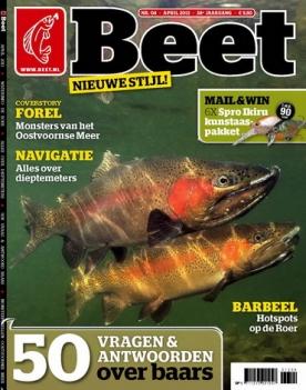 Beet 4, iOS, Android & Windows 10 magazine