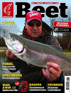 Beet 4, iOS, Android & Windows 10 magazine