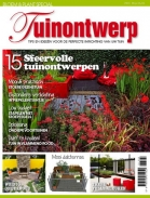 Tuinontwerp BE 1, iPad & Android magazine