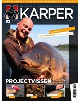 Karper 92, iOS, Android & Windows 10 magazine