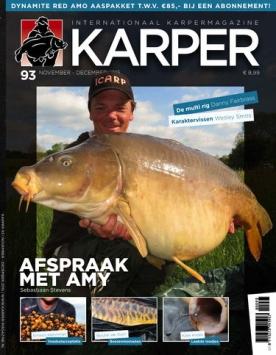Karper 93, iOS, Android & Windows 10 magazine