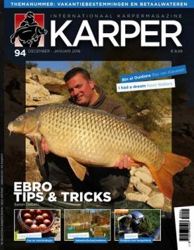 Karper 94, iOS, Android & Windows 10 magazine