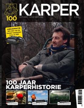 Karper 100, iOS, Android & Windows 10 magazine