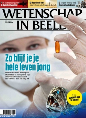 Wetenschap in beeld 4, iOS, Android & Windows 10 magazine