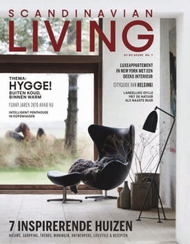 Scandinavian Living 7, iOS, Android & Windows 10 magazine
