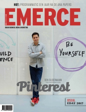 Emerce 161, iOS, Android & Windows 10 magazine