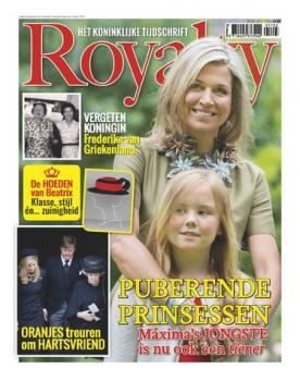 Royalty 3, iOS, Android & Windows 10 magazine