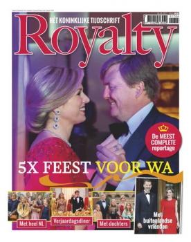 Royalty 4, iOS, Android & Windows 10 magazine