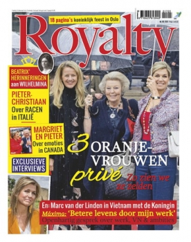 Royalty 5, iOS, Android & Windows 10 magazine