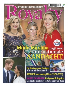 Royalty 10, iOS, Android & Windows 10 magazine