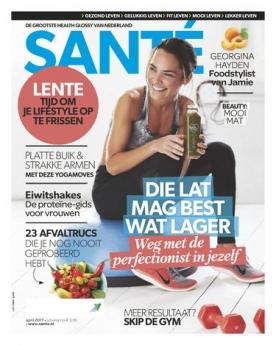 Sante 3, iOS, Android & Windows 10 magazine
