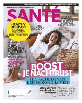 Sante 12, iOS, Android & Windows 10 magazine