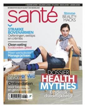 Sante 10, iOS, Android & Windows 10 magazine