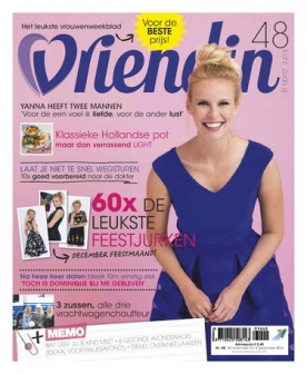 Vriendin 48, iOS, Android & Windows 10 magazine