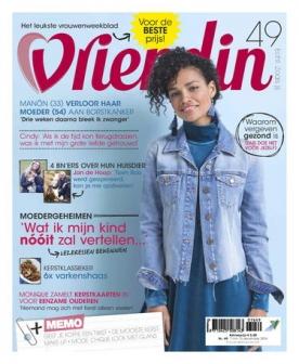 Vriendin 49, iOS, Android & Windows 10 magazine