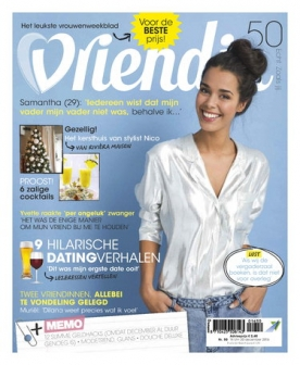 Vriendin 50, iOS, Android & Windows 10 magazine