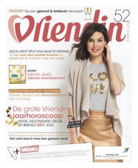 Vriendin 52, iOS, Android & Windows 10 magazine