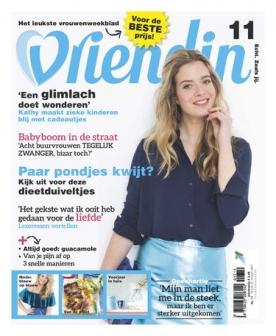 Vriendin 11, iOS, Android & Windows 10 magazine