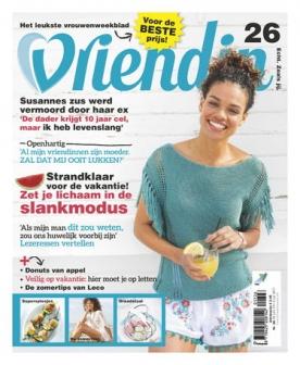 Vriendin 26, iOS, Android & Windows 10 magazine