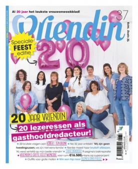 Vriendin 37, iOS, Android & Windows 10 magazine