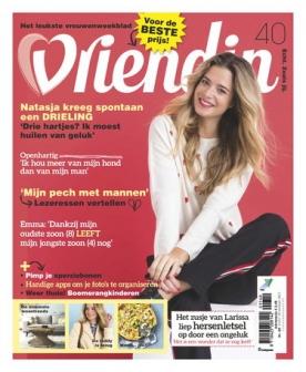 Vriendin 40, iOS, Android & Windows 10 magazine