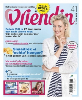 Vriendin 41, iOS, Android & Windows 10 magazine