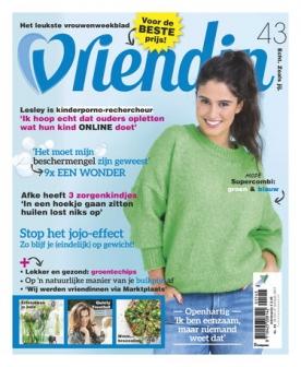 Vriendin 43, iOS, Android & Windows 10 magazine