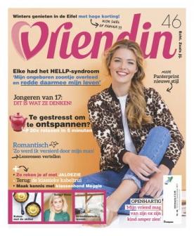 Vriendin 46, iOS, Android & Windows 10 magazine