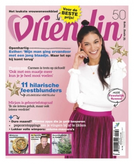 Vriendin 50, iOS, Android & Windows 10 magazine