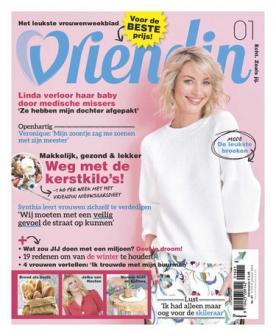Vriendin 1, iOS, Android & Windows 10 magazine