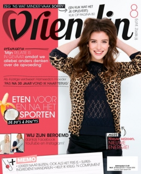 Vriendin 8, iOS, Android & Windows 10 magazine