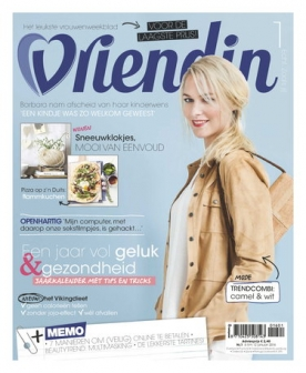 Vriendin 1, iOS, Android & Windows 10 magazine