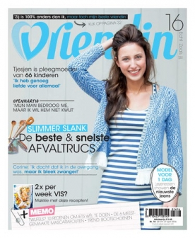 Vriendin 16, iOS, Android & Windows 10 magazine