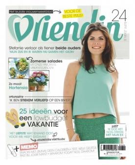 Vriendin 24, iOS, Android & Windows 10 magazine