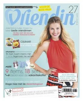 Vriendin 27, iOS, Android & Windows 10 magazine