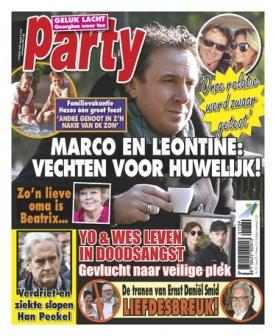 Party 9, iOS, Android & Windows 10 magazine