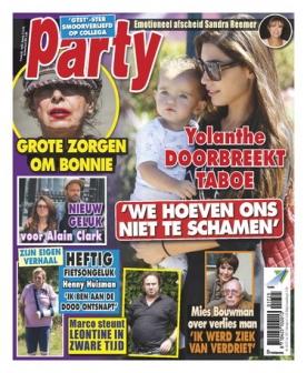 Party 25, iOS, Android & Windows 10 magazine