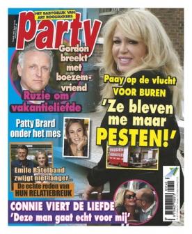 Party 40, iOS, Android & Windows 10 magazine